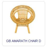 GB AMARATH CHAIR D
